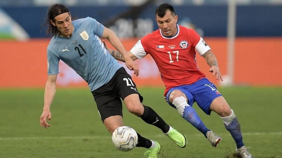 Uruguai x Chile