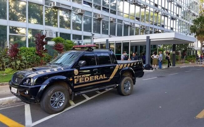 Na nova fase da Lava Jato, agentes da Polícia Federal prenderam o empresário Marco Antônio de Luca