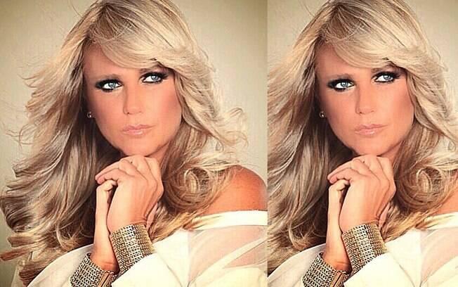 Xuxa transformada pelo fotógrafo Fernando Torquatto