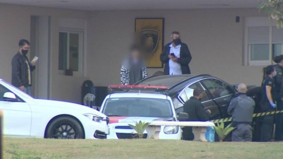 Adolescente matou o próprio pai a tiros