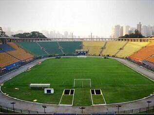 Pacaembu vai receber os dois jogos da final do Paulistão