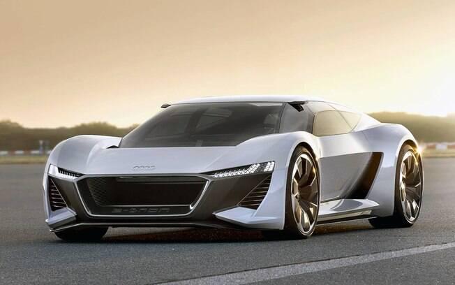 Audi Pebble Beach 18: um dos conceitos da Audi que traz eficiência ao estilo exótico, típico do evento americano