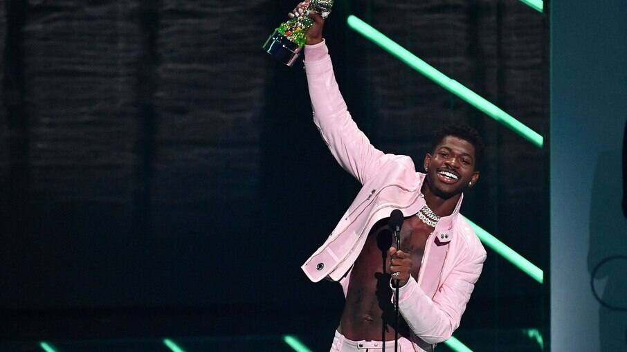 Lil Nas X foi um dos grandes vencedores