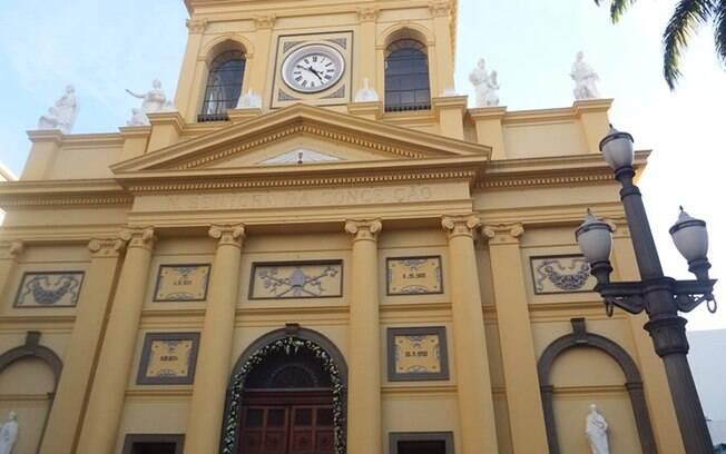 Catedral de Campinas foi palco de uma cena de mortes e suicídio nesta terça-feira (11)