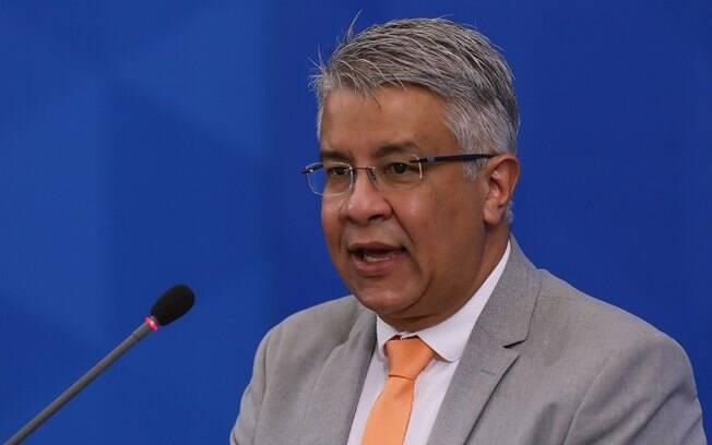 Wanderson Oliveira, secretário de Vigilância em Saúde do Ministério da Saúde