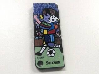 SanDisk lança parceria com artista internacionalmente renomado, Romero Britto