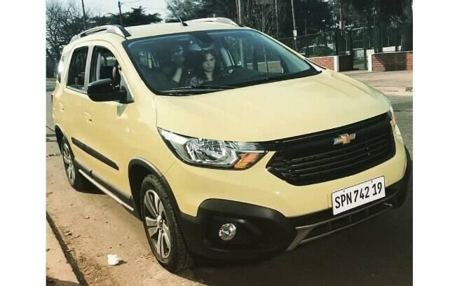 Chevrolet Spin: minivan que reina sozinha no mercado brasileiro virá inaugurar a nova identidade visual da marca