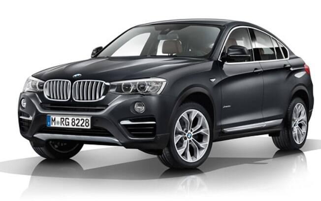 BMW X4: SUV é fabricado no Brasil, mas isso não deixou o preço um pouco mais camarada. É o nacional mais caro do País