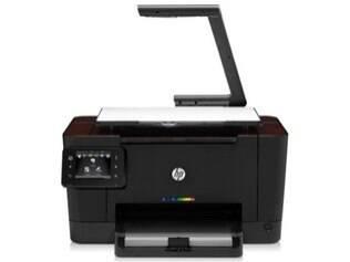 A multifuncional Laserjet Pro 200 possui scanner 3D
