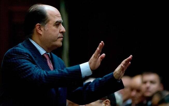 O deputado Júlio Borges, autor da proposta que tenta contornar a crise no país sul-americano