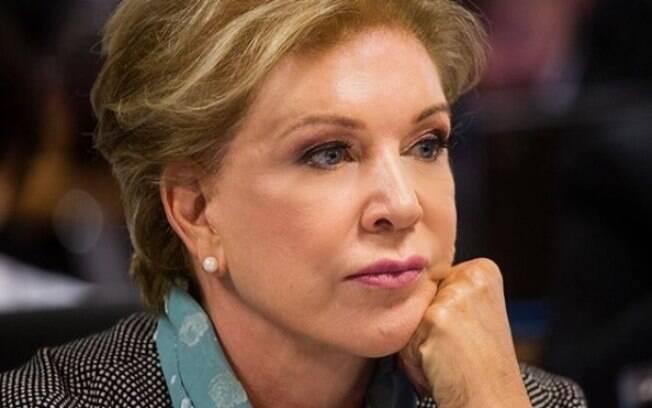 Marta Suplicy, ex-prefeita de São Paulo