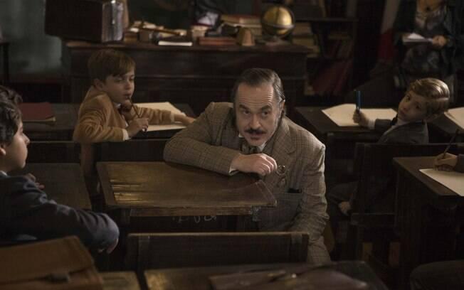 Filme sobre Allan Kardec estrelado por Leonardo medeiros termina de filmar no Rio de Janeiro