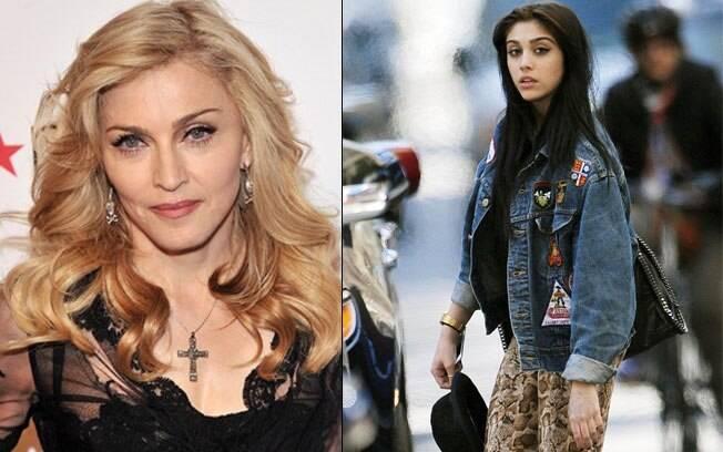 Madonna e a filha Lourdes Maria: será que ela está sendo rígida?