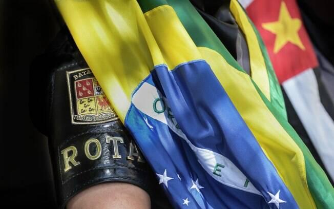 ROTA, há 125 anos servindo e protegendo a população paulista