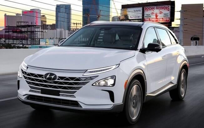 Hyundai Nexo pode ser encontrado movido a hidrogênio nos EUA, com um dos melhores motores do mundo