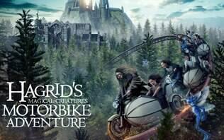 Nova montanha-russa do parque do Harry Potter tem detalhes revelados; confira