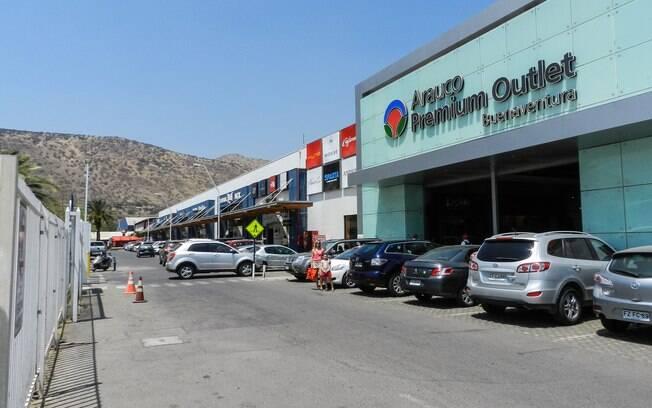 Para economizar, os outlets são as principais opções para compras físicas durante a sua viagem ao Chile
