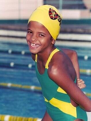 Etiene começou no Sport, em Recife