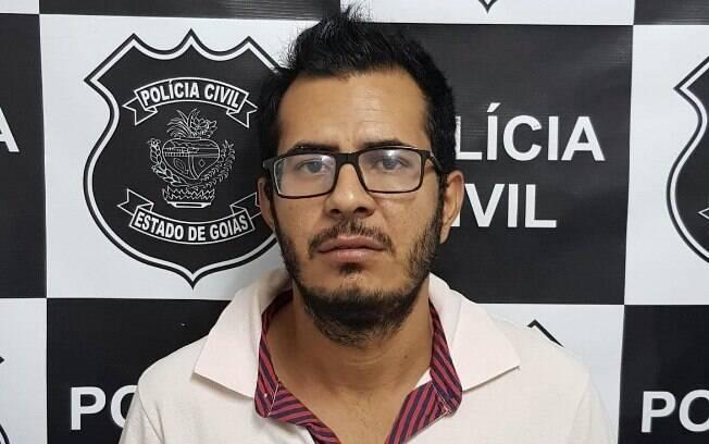 Detido havia brigado com o namorado antes de incendiar casa em Goiânia