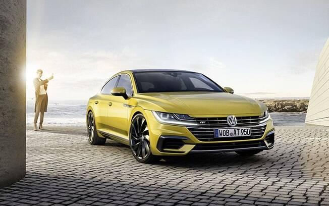 Volkswagen Arteon: sedã mais sofisticado da marca alemã, chegou para entrar no lugar do mal sucedido Phaeton