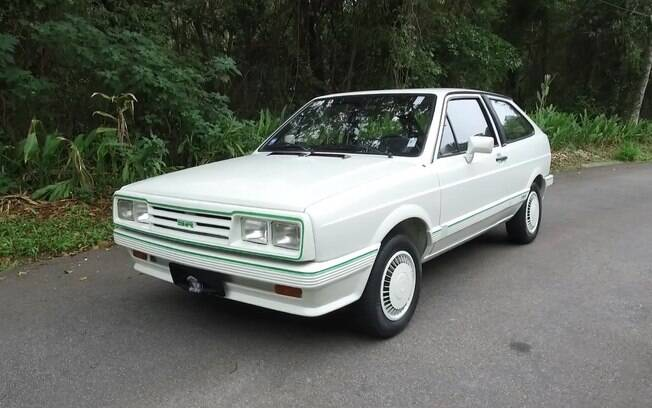 VW Gol Copa SR: A versão ultra exclusiva de um carro que vendeu que nem água nos anos 80