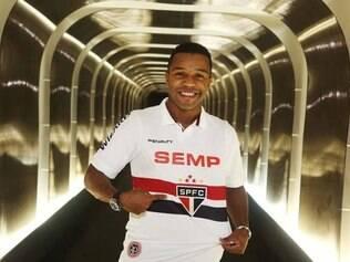 Contra a Portuguesa, nesta sábado (15), Pabon fará a sua primeira partida na casa do Tricolor
