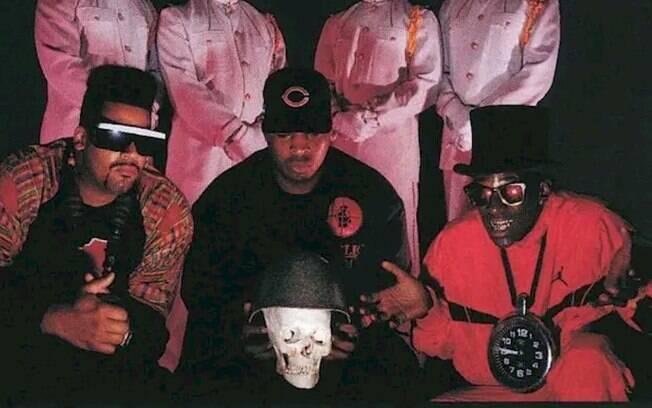 "Álbum da Semana: Public Enemy com ""Apocalypse 91 … The Enemy Strikes Back"""