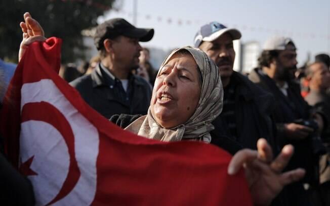Tunísia teve homenagens nesta quinta-feira, após o ataque ao museu Bardo