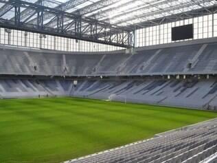 Arena da Baixada correu o risco de ser cortada da Copa por conta dos atrasos nas obras