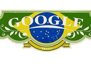 Google homenageia Dia da Independência do Brasil