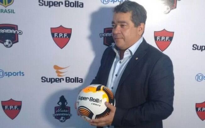 O presidente da FPF, Amadeu Rodrigues, foi banido do futebol