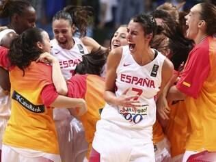 Espanha deu um salto no desenvolvimento do basquete feminino