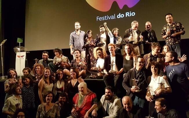 Festival de cinema do Rio em 2017