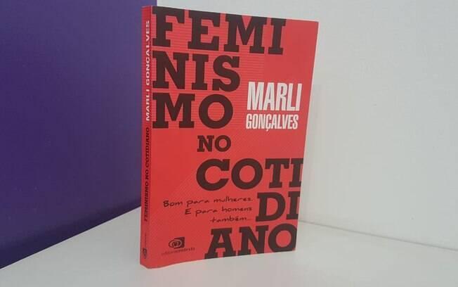 Capa do livro de Marli Gonçalves