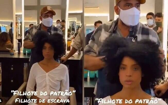 A modelo Mariana Vassequi foi vítima de racismo durante um casting de modelos
