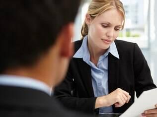 A primeira pessoa a ser comunicada oficialmente da saída deve ser o seu chefe