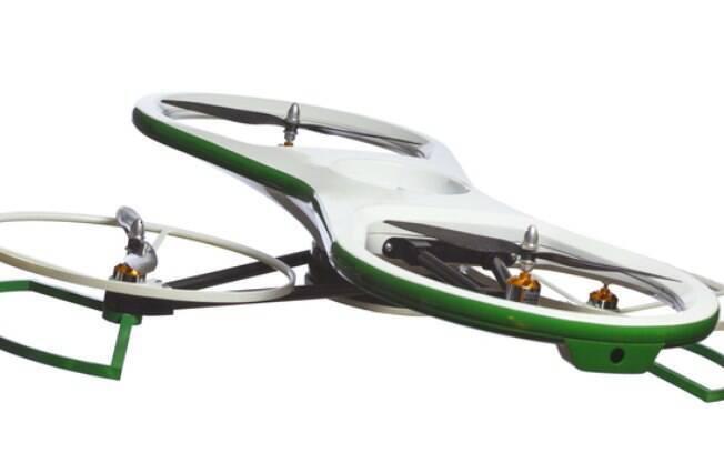 Skyteboard é robô desenvolvido pela FatDoor que está buscando financiamento no site Kickstarter
