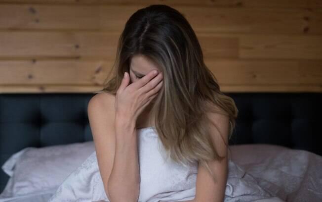 Uma hora depois de fazer sexo sem proteção com o marido, a mulher passou a apresentar uma reação alérgica grave