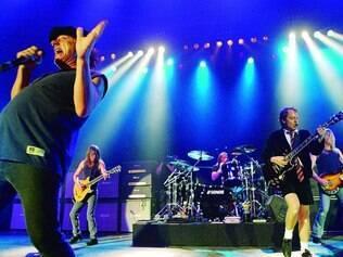 Turnê. Grupo, que completou 40 anos de carreira, havia anunciado um novo disco e uma turnê mundial para este ano