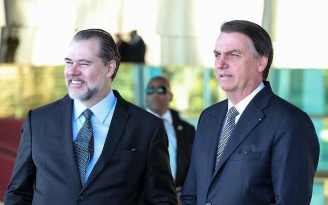 Toffoli adiou julgamento de ações contra decreto das armas