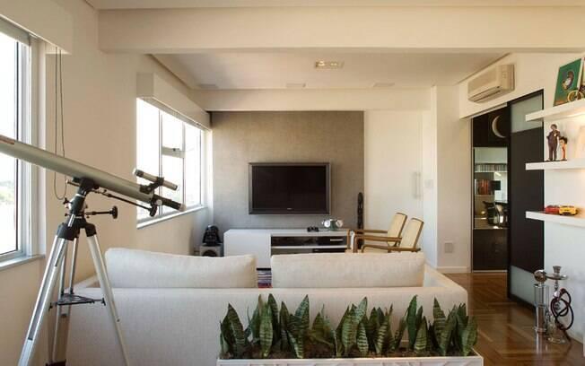 Reforma atualiza apartamento dos anos 70 arquitetura ig - Reformas de apartamentos ...