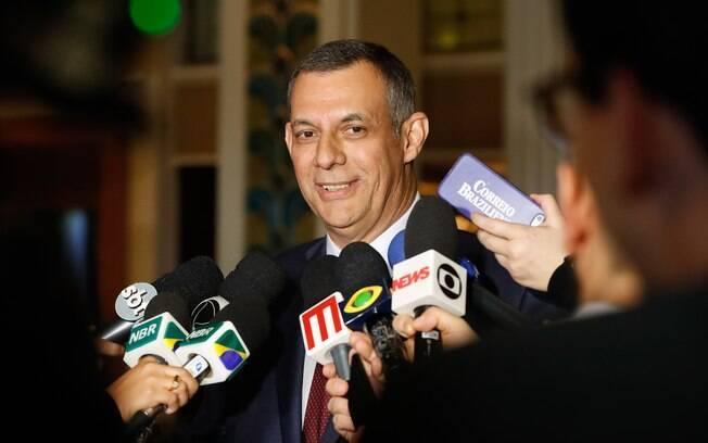 Porta-voz da Presidência da República, Otávio do Rêgo Barros não quis comentar sobre o vídeo que defende a ditadura