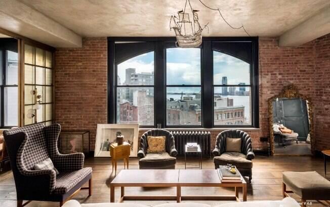 Após ficar noiva, Kirsten Dunst optou por vender sua cobertura em Nova York