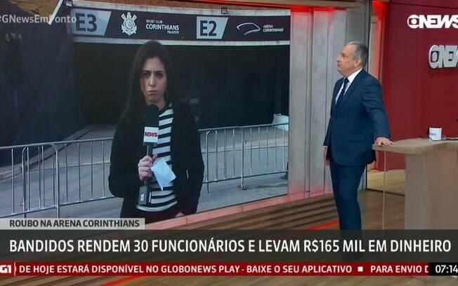 José Roberto Burnier, jornalista da GloboNews