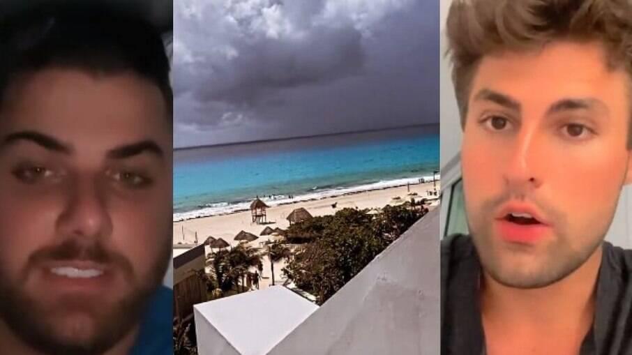 Zé Neto, Cancún e Rezende