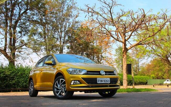 Volkswagen Polo: hatch compacto já mostra bom desempenho nas vendas nos primeiros meses de vendas no Brasil