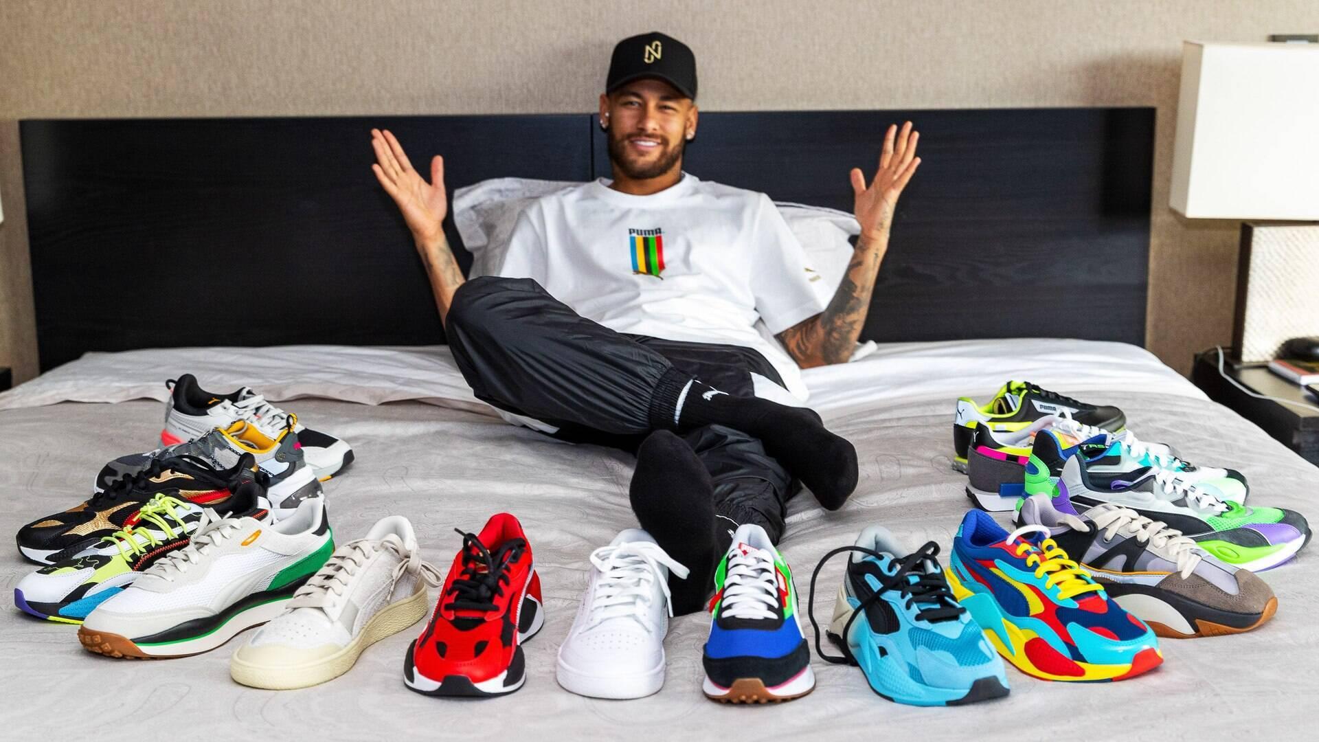 Neymar: Qual é o patrimônio líquido dele?