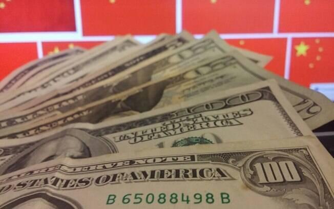 Dólar fecha em alta nesta quinta-feira influenciado pelos temores de impacto do coronavírus na economia chinesa