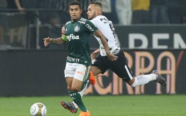 No Palmeiras desde 2015, Dudu é o principal jogador do elenco atual