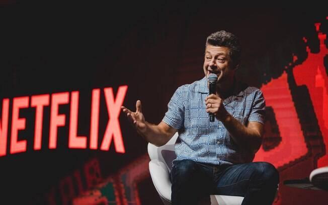 Andy Serkis na CCXP 2018